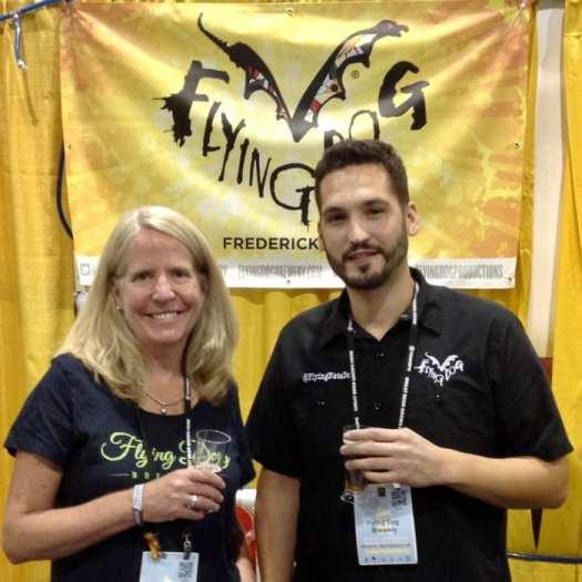 Flying Dog Brewing at GABF 2016
