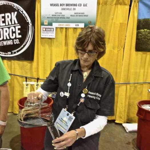 Weasel Boy Brewing at GABF 2016