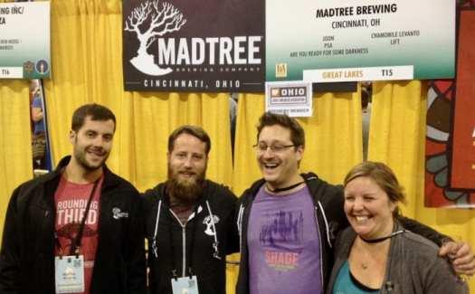 Madtree Brewing at GABF 2016