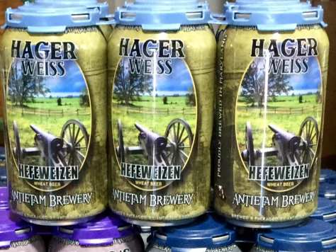 antietam brewery cans