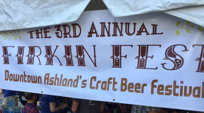 Firkin Fest turns out big crowd for craft beer