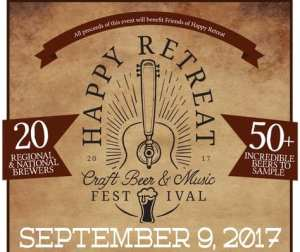 Craft Beer Festival - Happy Retreat