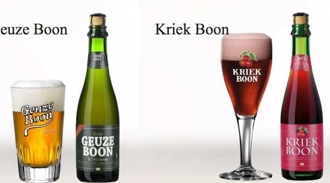 Boon beers from Belgium arrive in West Virginia this week