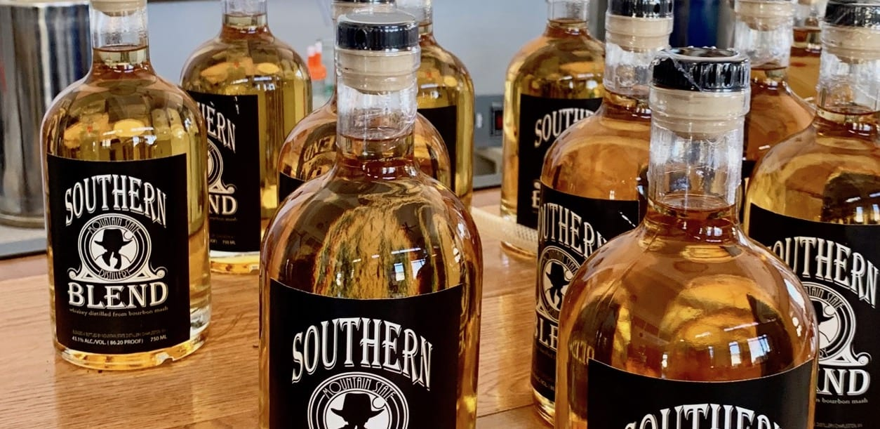 Mountain State Distillery opens in Charleston 3/20/19