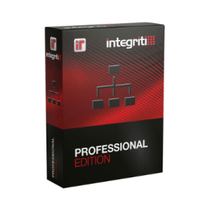 Integriti Professional Edition System Management Software (Sold via KeyPoint)
