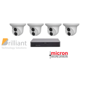 Micron 4 Cameras PAckage