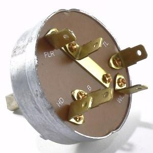 John Deere 4 Position Light Switch (6 Terminal)  The