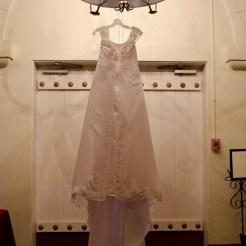 Lopez Moryl Wedding - dress