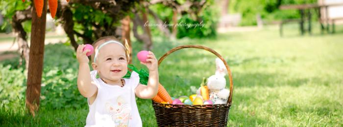 Easter Photo Session   Ashlyn