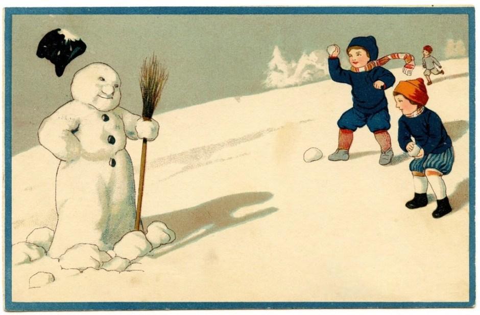 Remember wintertime fun!