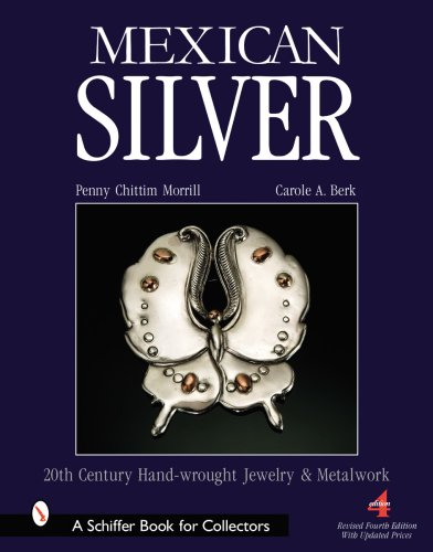 Mexican Silver: Modern Handwrought Jewelry & Metalwork