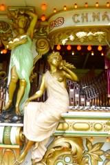 Steam organ