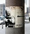 """Pubblicità contro la Guerra: """"What goes around, comes around"""""""