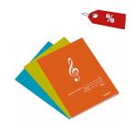 Caderno de Música - A5