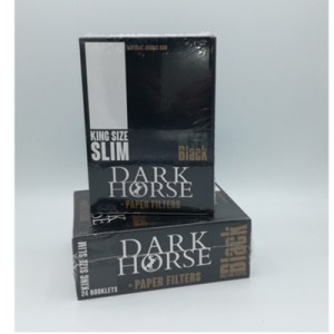 Murtalha Dark Horse King Size Black + Filtros