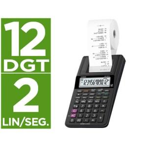 Calculadora Casio c/ Rolo 12 Digitos