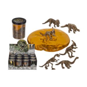 Slime - Dinossauros