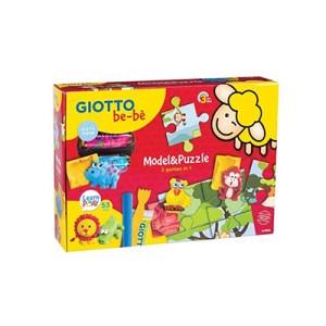 Set Puzzle + acess. Be-Bé - Giotto