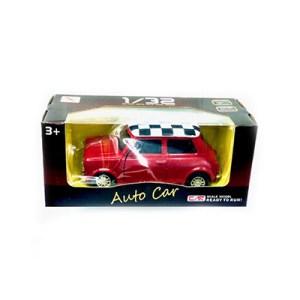 Brinquedo - Carro de metal mini clássico 1:32