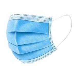 Máscara cirurgíca de 3 camadas