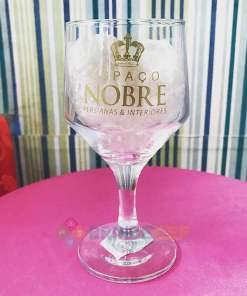 Taça de Vidro Personalizada Bistro de Vinho 260ml 2