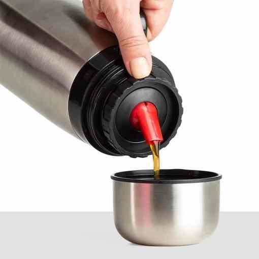 Garrafa Térmica Inox 1 Litro Personalizada