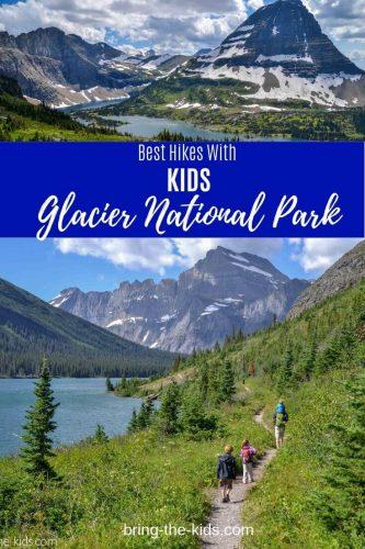 hikes in glacier national park
