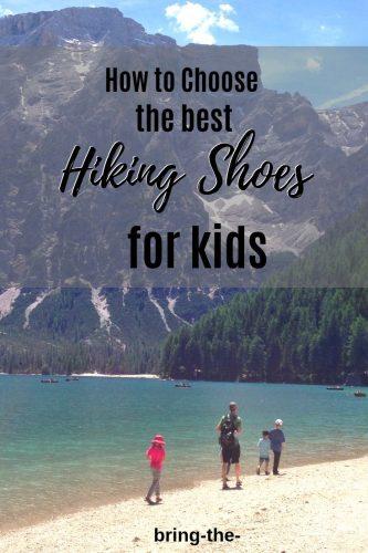 kids hiking, hiking boots
