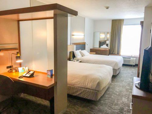 Springhill suites vernal