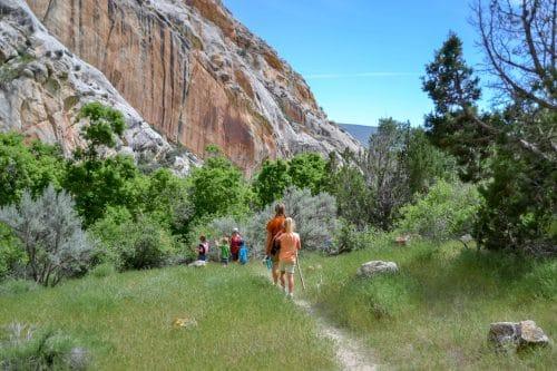 box canyon, josies cabin