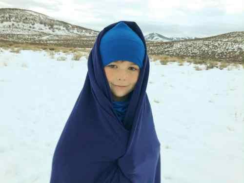 merino wool blanket for kids