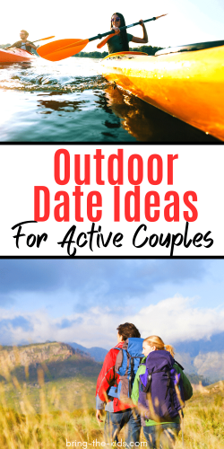 Outdoor Date Ideas for Active Couples