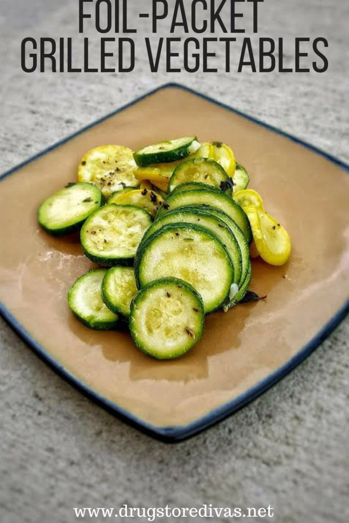 Foil-Packet Grilled Vegetables