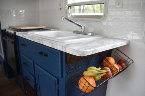 RV cabinet hardware