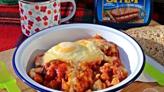 Chili SPAM & Eggs