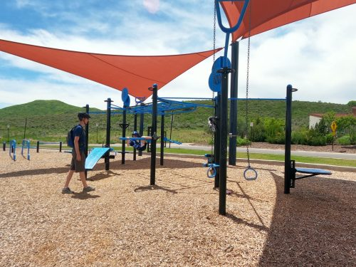 Play Area at Round Valley Park City