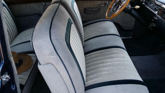 Cadillac Sedanette 1949 Carpet
