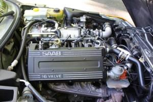 32kMile 1991 Saab 900 Turbo SE Convertible 5Speed