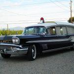Big Price Drop Update Incredible 1958 Pontiac Super Chief Ambulance Bring A Trailer