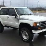 No Reserve 1988 Toyota 4runner V6 4x4 For Sale On Bat Auctions Sold For 14 250 On March 1 2019 Lot 16 722 Bring A Trailer