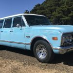 No Reserve 1968 Gmc Suburban For Sale On Bat Auctions Sold For 10 568 On September 10 2019 Lot 22 744 Bring A Trailer