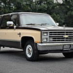 1985 Chevrolet Suburban Silverado Diesel 6 2l For Sale On Bat Auctions Sold For 8 000 On September 20 2019 Lot 23 097 Bring A Trailer