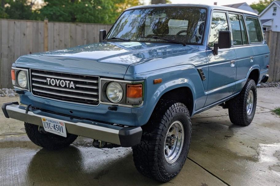 Vortec V8-Powered 1984 Toyota Land Cruiser FJ60