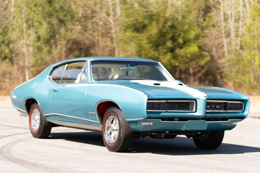1968 Pontiac GTO 4-Speed