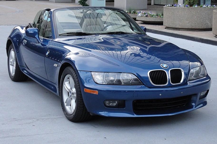 39k-Mile 2001 BMW Z3 2.5i