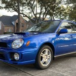 2002 Subaru Impreza Wrx Wagon 5 Speed For Sale On Bat Auctions Sold For 12 500 On April 6 2020 Lot 29 789 Bring A Trailer
