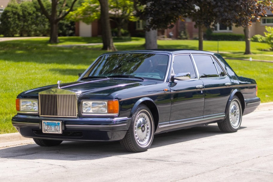 9k-Mile 1998 Rolls Royce Silver Spur