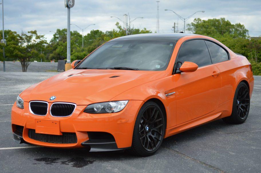 2013 BMW M3 Lime Rock Park 6-Speed