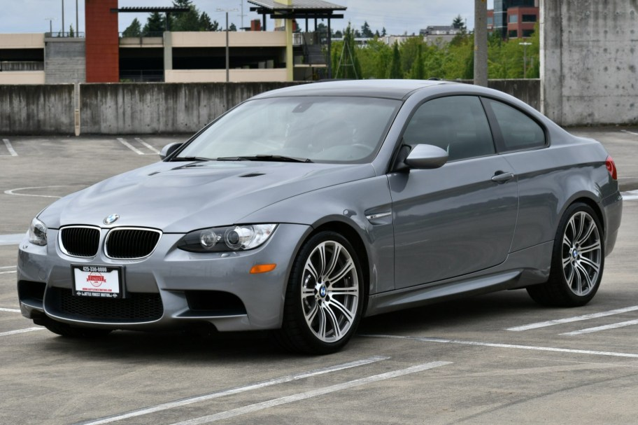 42k-Mile 2013 BMW M3 6-Speed