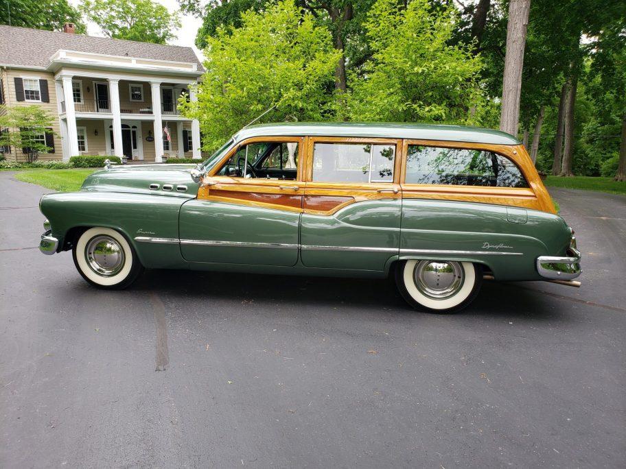 1950 Buick Super Estate Wagon
